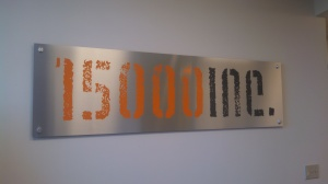 15000 sign