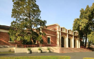 Burbank Hall, Santa Rosa Junior College