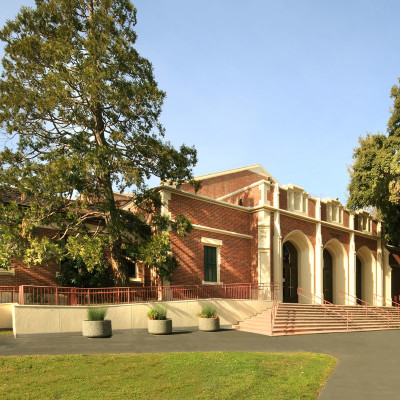 Burbank Hall, Santa Rosa Junior College