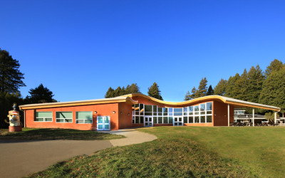 Salmon Creek Falls Environmental Center