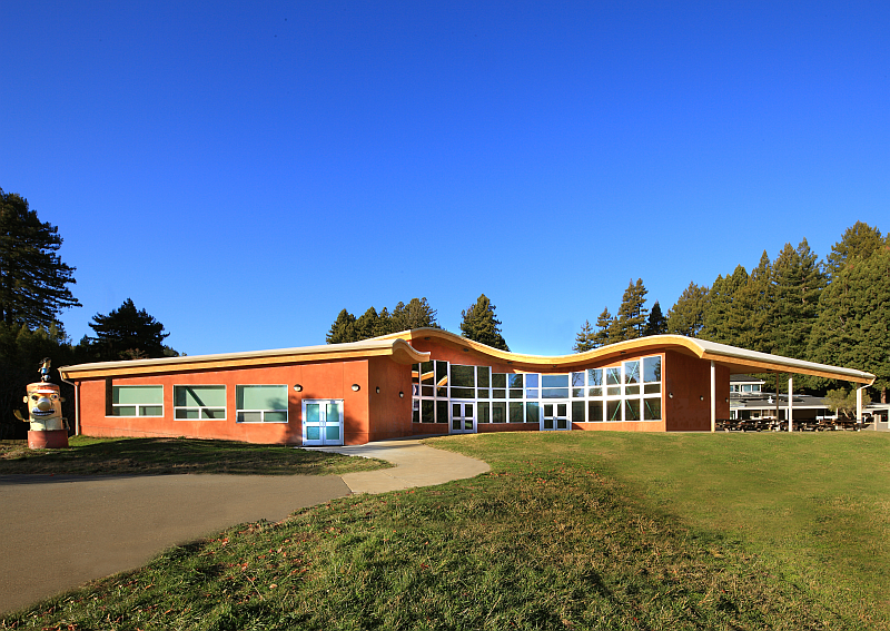 Salmon Creek Environmental Center designed by 15000 Inc. Consulting Engineers