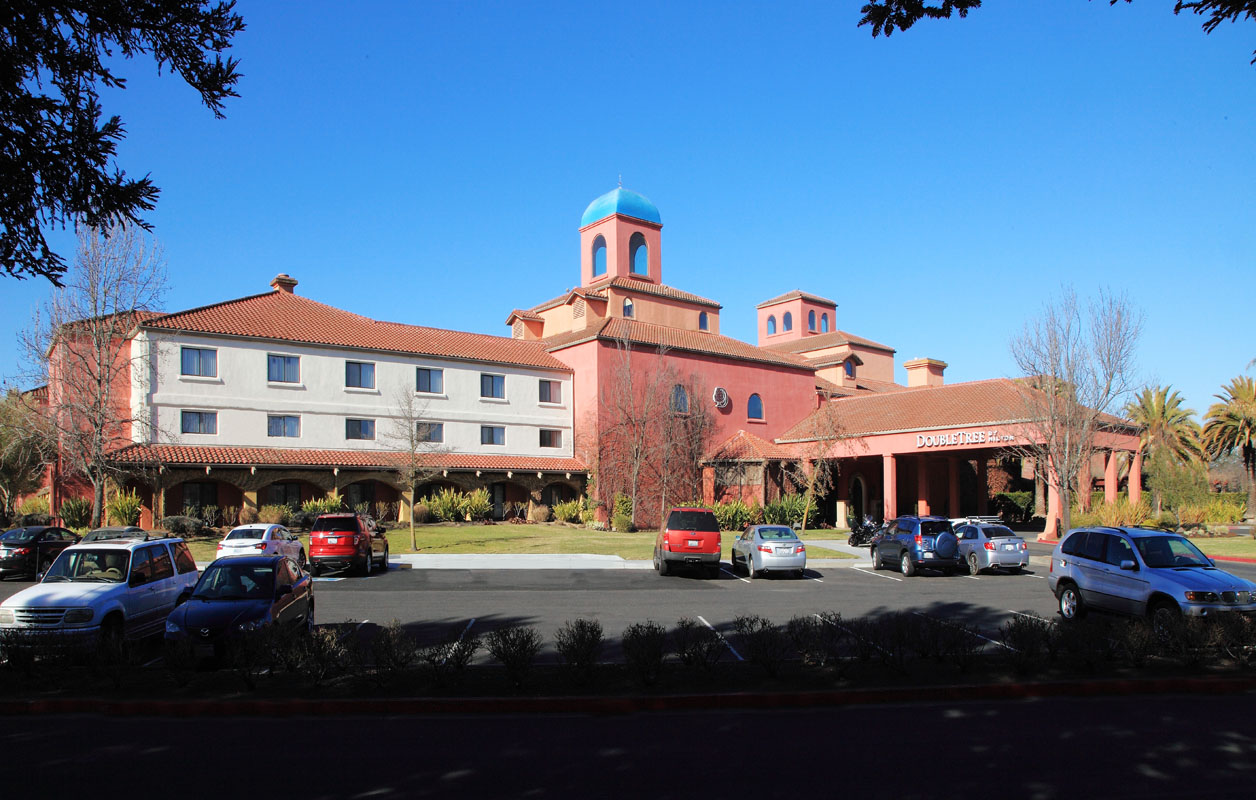 Double Tree Hotel Rohnert Park Ca