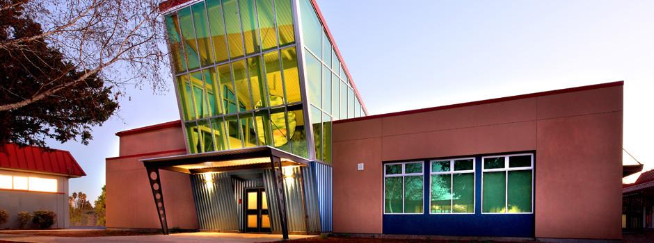 Piner High School Geospatial Building, Santa Rosa, CA