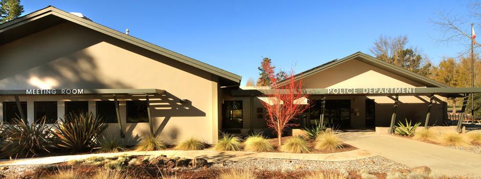 Sonoma Police Station